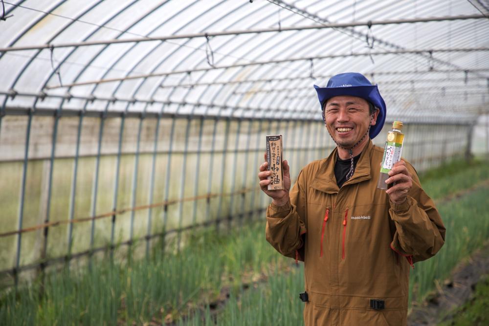 与謝野町 野菜魂研究所のアイキャッチ画像